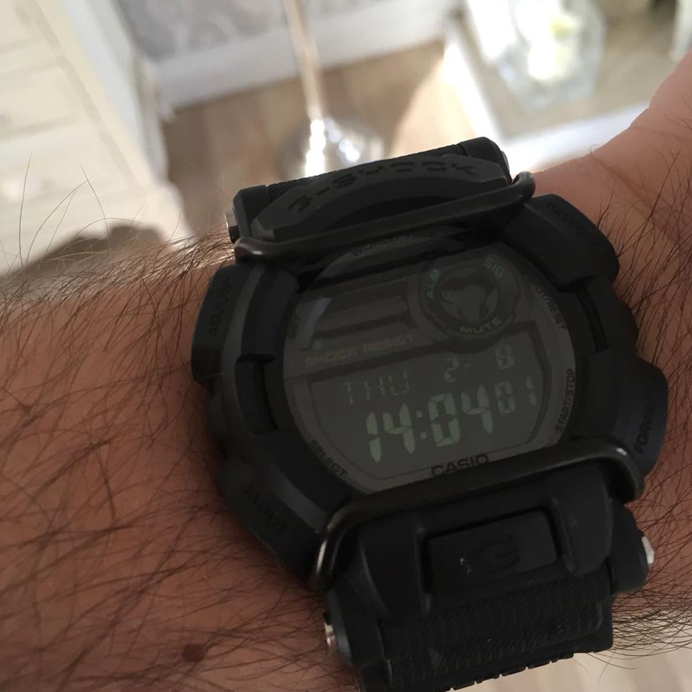 ساعت مچی مردانه جی شاک